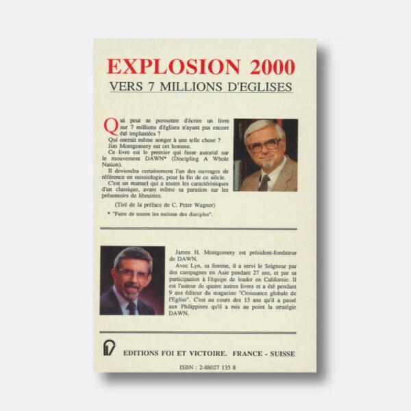 Explosion-dos