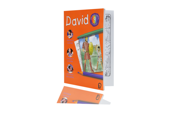David-relief